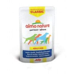 JELLY CLASSIC Chien Thon Carottes 70gr - ALMO NATURE