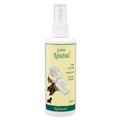 Spray anti odeurs chien chat lotion neutral naturea for Anti odeur maison